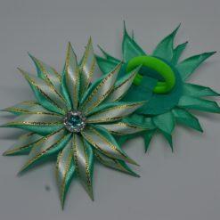 10ac zvezdochka biruzovii 247x247 - Резинки для волос Звездочка