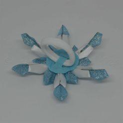 """17bb snezhinka 247x247 - Резинки для волос """"Снежинка"""""""