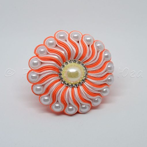 """29d dvoinaya meduzka 510x510 - Резинки для волос """"Двойная медузка"""""""