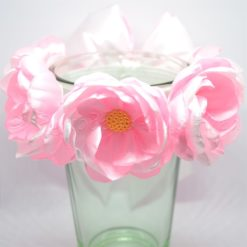 2aa bantik s dikoi rozoi 247x247 - Резинка на пучок Бантик с дикой розой