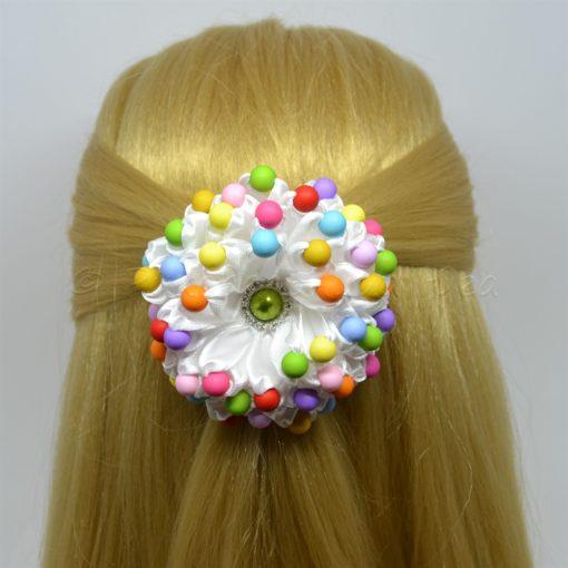 """31gd businki 510x510 - Резинки для волос """"Бусинки"""""""