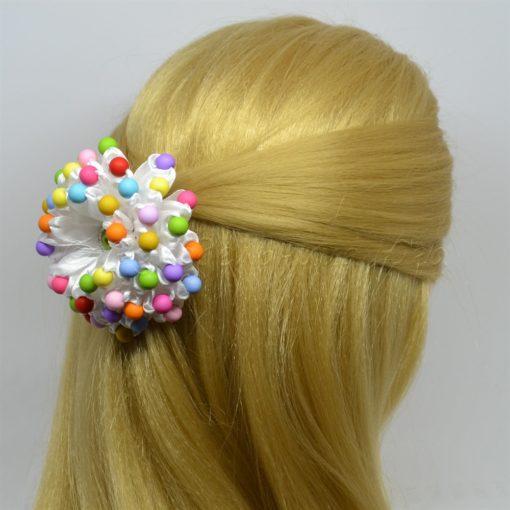 """31ge businki 510x510 - Резинки для волос """"Бусинки"""""""