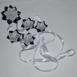 "3a malenkie cveti 247x247 - Лента в косу ""Маленькие цветы"""