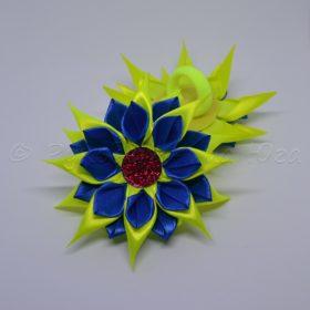 желто-синие
