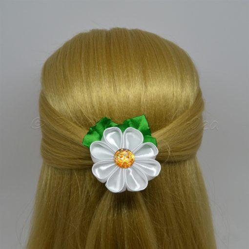 """DSC 2211 510x510 - Резинки для волос """"Ромашки"""""""