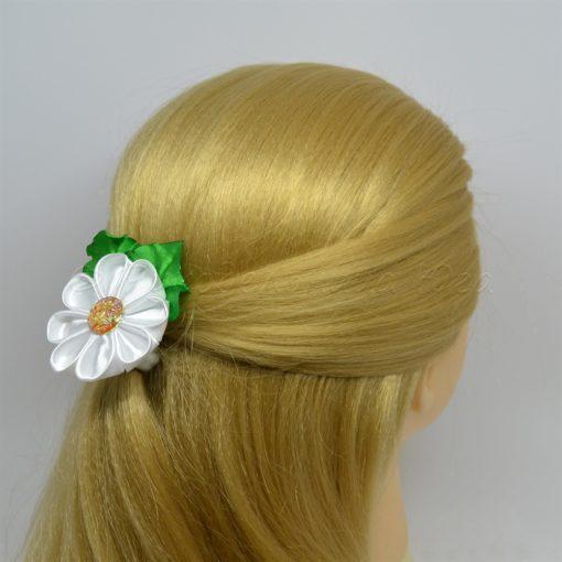 """DSC 2212 510x510 - Резинки для волос """"Ромашки"""""""