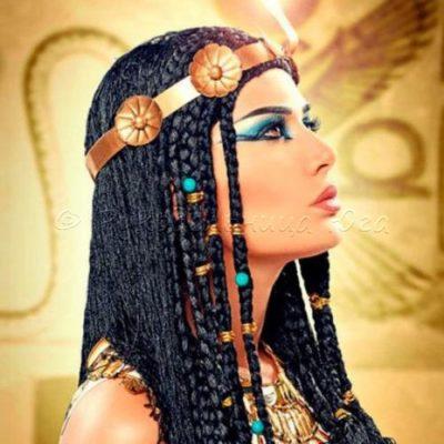 egipet  400x400 - История аксессуаров для волос