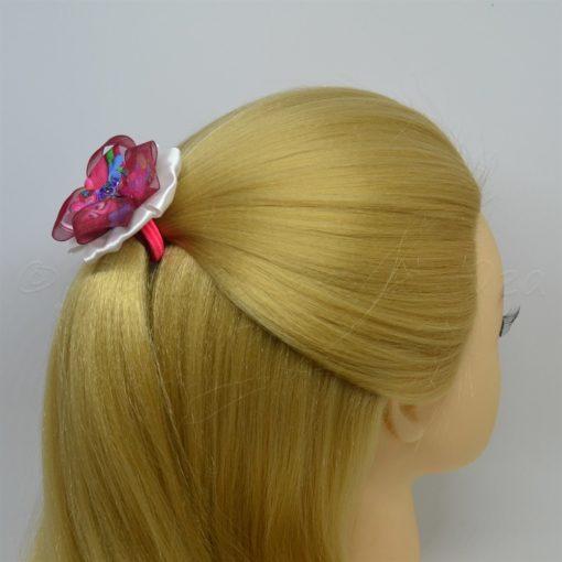 "52ae printsessa rozochka 510x510 - Резинки для волос ""Принцесса Розочка"""