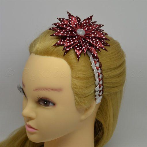 """5ac iskorka 510x510 - Ободочек для волос """"Искорка"""""""
