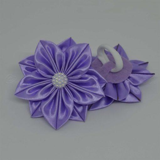 "56cc orhideya 510x510 - Резинки для волос ""Орхидея"""