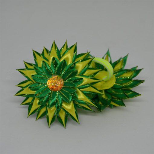 71aa rezinki kaktus 510x510 - Резинки для волос «Кактус»