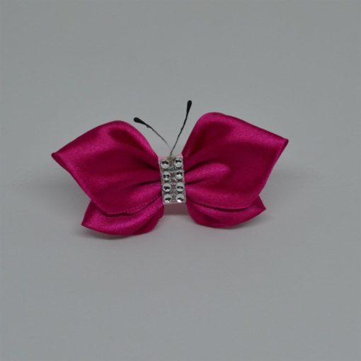 "20ga bantiki babochki 510x510 - Бантики для волос ""Бабочки"""