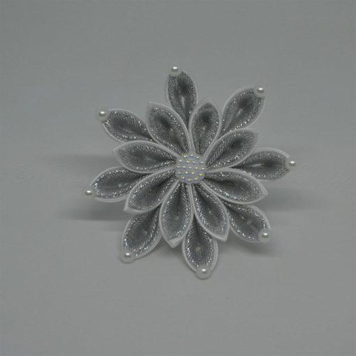 """80aa rezinki skazochnye snezhinki 510x510 - Резинки для волос """"Сказочные снежинки"""""""