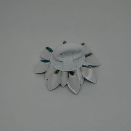 """80cb rezinki skazochnye snezhinki 510x510 - Резинки для волос """"Сказочные снежинки"""""""