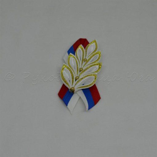 "19aa brosh rossijskaya 510x510 - Брошь ""Российская"""
