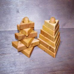 "Piramidka treugolnaya 1 247x247 - Деревянная пирамидка ""Треугольник"""