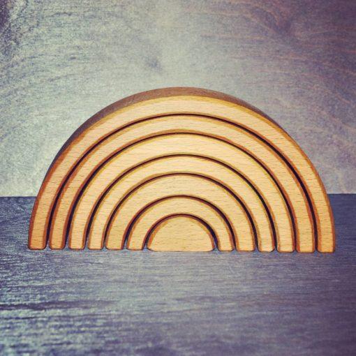 Raduga mal 1 510x510 - Деревянная радуга 17 см